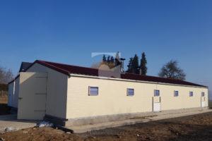 Bâtiment en kit – 105 m²